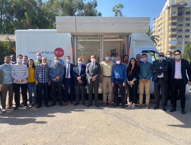Lancement du « Surgical Simulation Tour » à Casablanca