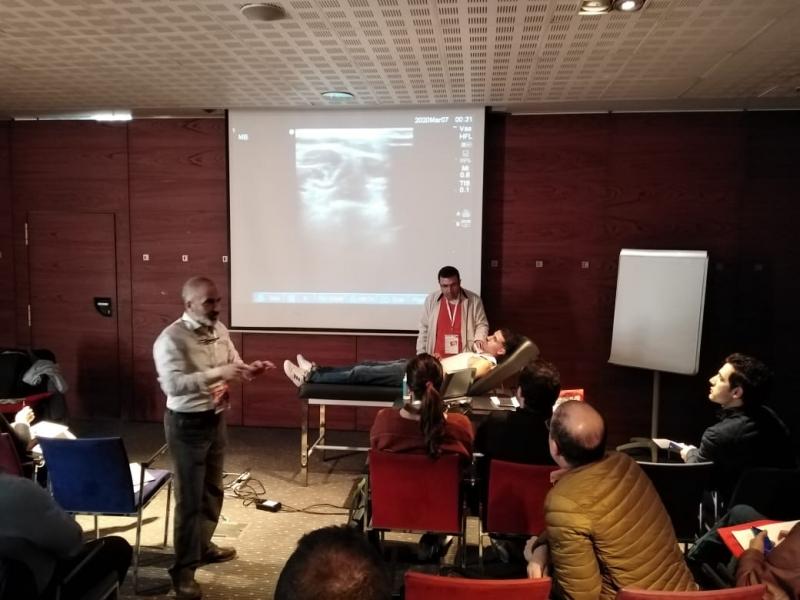 Participation METEC DIAGNOSTIC à la 2ème journée scientifique de l'AMARC