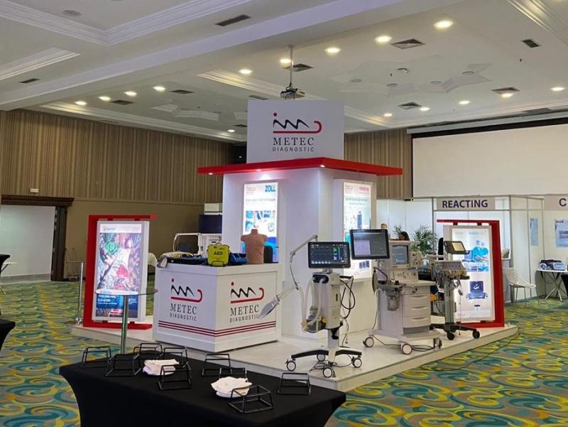 Participation Metec Diagnostic au congrès des urgences2020